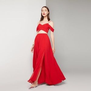 Fall From Heaven prom dress/ gown